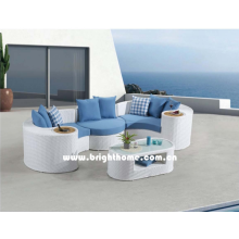Новый дизайн дивана Установить Wicker Открытый сад Мебель Bp-873c