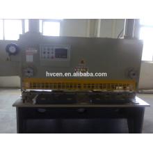 Qc11y-6 * 4000 nc-20 cortadora de hojas de metal