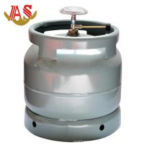 Cylindre de gaz de LPG et réservoir de gaz en acier (AS-LPG-6KGD)