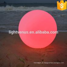 Bola de luz LED bola de praia / LED bola de bilhar / bola flutuante Led