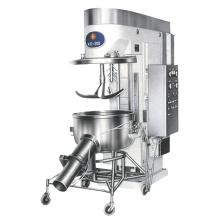 high speed rapid shear wet mixer granulator machine pharmaceutical rmg