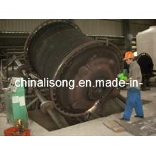 Rock and Roll Machine for Making Water Tank