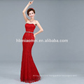 sequins lace strapless prom dress long evening dress
