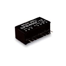 Conversor regulado DC-DC do pacote do SORVO de 6W Série SPBW06 & DPBW06