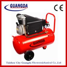 Воздушный компрессор с приводом от CE 2HP 1.5kw 50L 8bar (ZFL50)