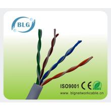 Сетевой кабель с медным cat5 lan