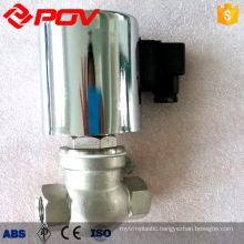 ZQDF-25FB steam stainless steel 1 inch solenoid valve
