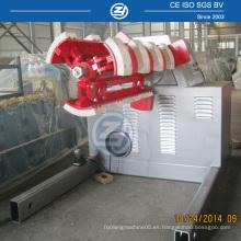Personalizado 5tons 10 toneladas Maunal Steel Coil Decoiler