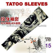 2016 manches tatouage homme mode pas cher
