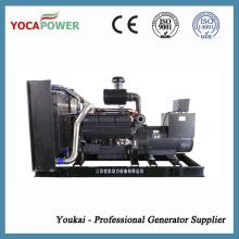 Дизельный двигатель мощностью 400кВт Генераторная мощность дизель-генератора с китайским известным двигателем