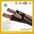 Cable Servo Feedback Motor MOTORFLEX-X EMV 1/1 Triple Blindado Baja Capacitancia +80 C / + 176 F 600 V PUR Flexible VFD Moto 4 core