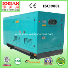 80 ква, Тихая вода, дизельный генератор мощности комплект