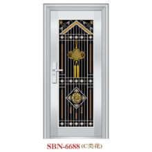 Stainless Steel Door for Outside Sunshine(SBN-6688)