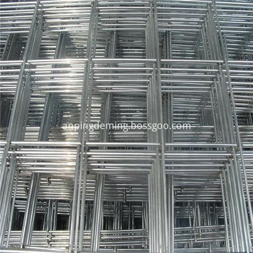 welded fence panel