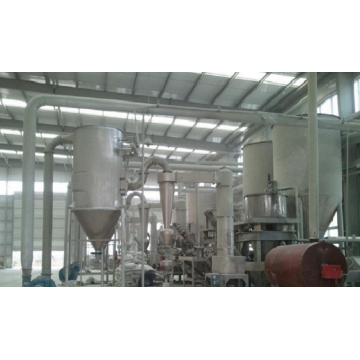 Pastelike Cryolite Flash Dryer Made by Professional Manufacturer