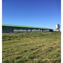 Stahlkonstruktion Design Huhn Schlachthaus Lüftungshaus zum Verkauf