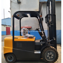 1.5Ton-Articulated Narrow Roadway Battery Forklift Truck