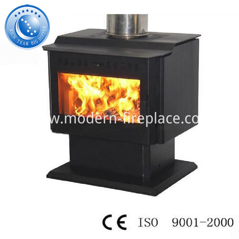 Fitting A Fire Wood Heat Stoves