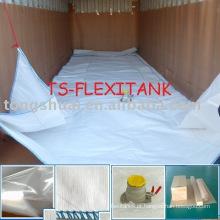 Flexitank para /sunflower de azeite de óleo/óleo de milho/óleo de palma recipiente de transporte ou armazenamento