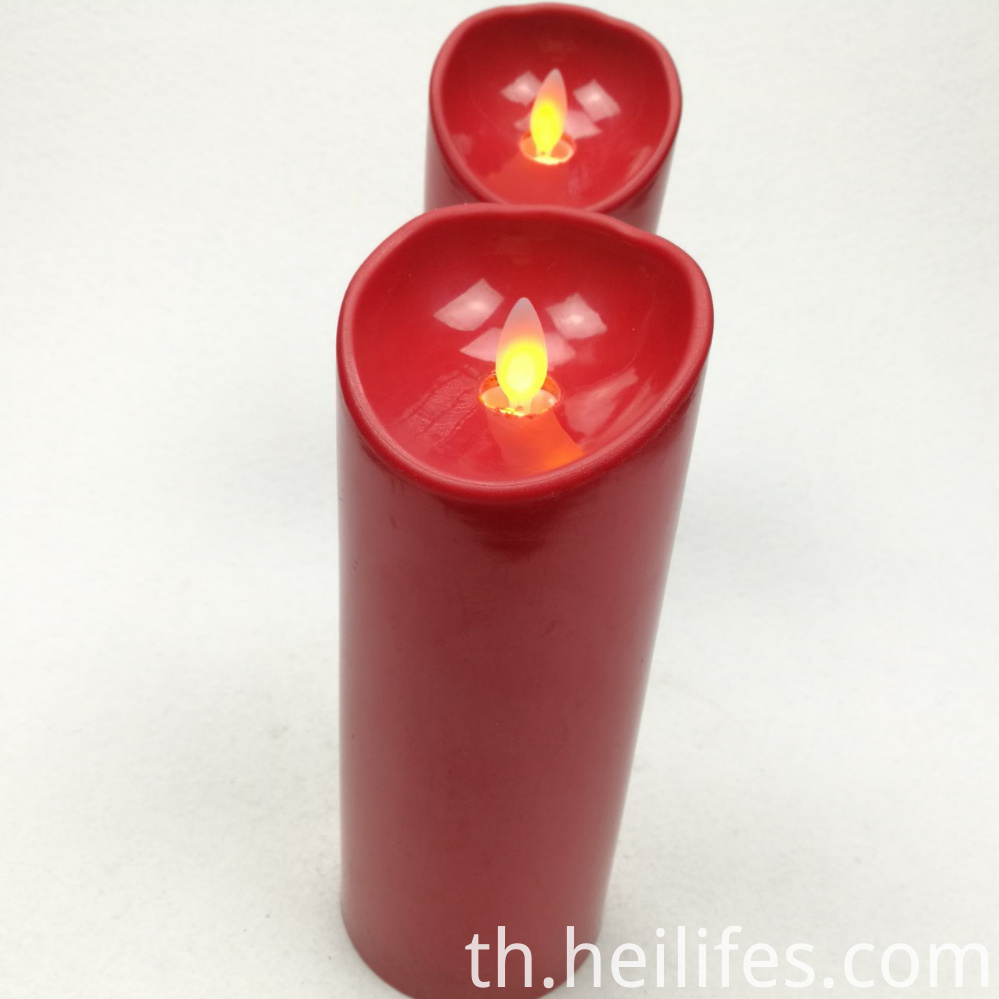 Festival Gifts of Red Candle Lights