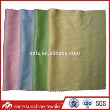 eco-friendly custom embossing printed glass cloth with microfiber material