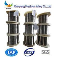 Alliage magnétique doux 1J33 fil Alloy Precision