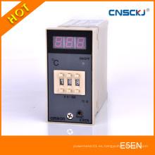 E5en Configuración codificada Digital Diaplsy Thermoregulator