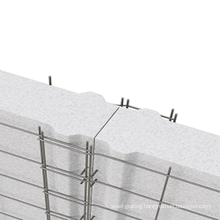 Mesh Wire Wall Panel Styrofoam EPS Foam for Constructional/hurricane Resistant EPS 3D Welded Mesh Square Hole Waterproof 1.22m