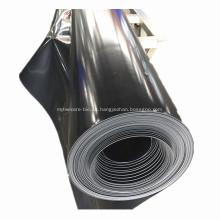 Geomembrana HDPE de alta calidad utilizada en la granja de acuicultura