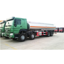 30CBM Oil Fuel Tanker Truck Refueling Fuel Trucks