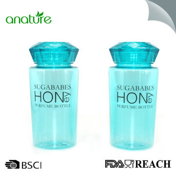 Factory Price for China Plastic Water Bottle,Drinking Water Bottle,Plastic Bottle,Double Wall Water Bottle Supplier 400ML Plastic Water Bottle With Customized Logo supply to Nepal Exporter