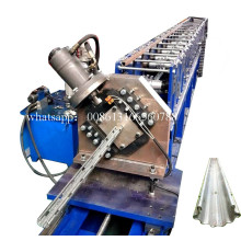 Metal Vinhedo Post Roll Forming Machine