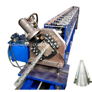 Metal+Vineyard+Post+Roll+Forming+Machine
