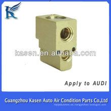 Ampliación del compresor de la válvula de expansión de CA automática para AUDI