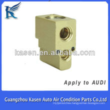 Auto AC expansion valve compressor expansion for AUDI