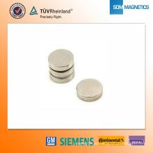 Imán de neodimio N42 D20 * 5 mm