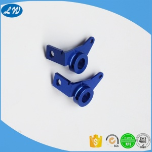 CNC machining anodized aluminum RC car parts accessories