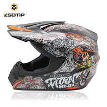 DOT-zugelassener Motocross-Dirt-Bike-ATV-Helm Offroad-Helmkopfgetriebe ML XL Moto Casque Capacete Casco