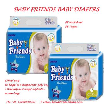 Baby Friends Africa Market Baby Diaper