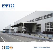 Almacén de estructura de acero multiusos de alta calidad