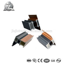 weight of aluminium doors and window frame sections