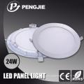 Luzes de painel de LED de iluminação interna 24W