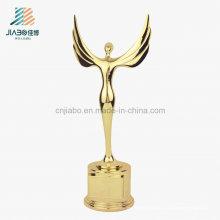 Cadeaux promotionnels bon marché Cadeaux personnalisés Souvenirs Métal Or Oscar Prix Trophée