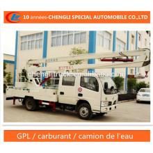 Camion Plateforme Haute Camion 4 X 2 Haute Plate Forme Camion