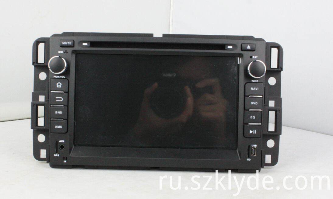 GMC Yukon & Tahoe 2007-2012 Car DVD Player