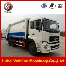 Dongfeng Heavy-Duty 6X4 Compactor Garbage Truck (16m3 tanker)