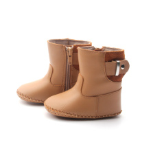 Tinggi Boot Soft Sole Unisex Baby Winter Boots
