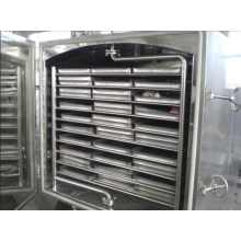 Vegetable and Fruit vacuum Tray Dryer with Steam