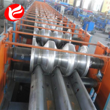 Steel highway guard rail roll making machine