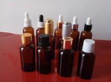 50ml Amber Essential Oil Glass Bottle